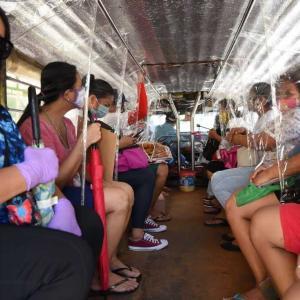 新型コロナ対策安全度 フィリピンは55位