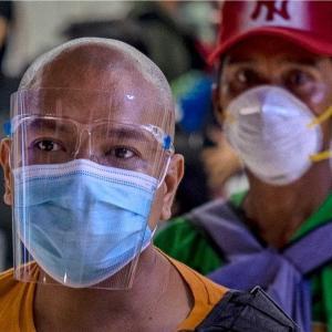 フィリピン・変異種に警戒高まる