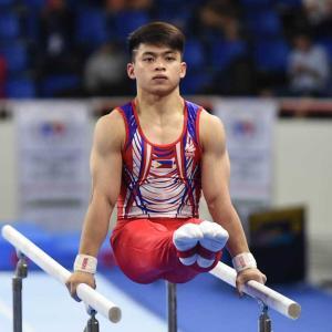 東京オリンピックに参加するフィリピン代表選手 その1