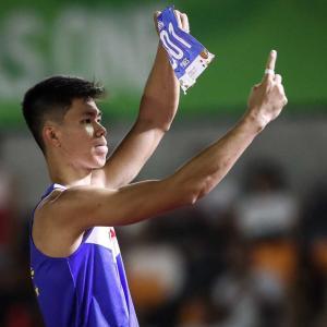 東京オリンピックに参加するフィリピン代表選手 その2