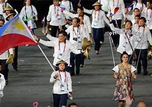 フィリピン選手団オリンピックとの歴史