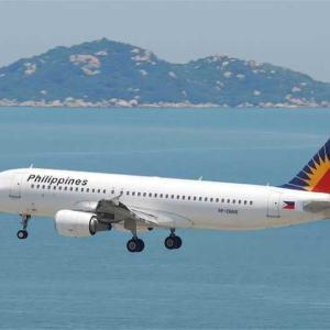 フィリピン航空、堂々の破産会見
