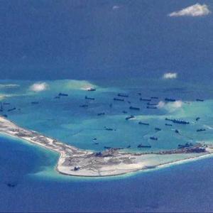 中国船舶からの汚水や廃棄物でサンゴや海洋生態系に被害