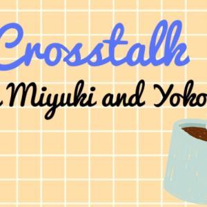 クロストーク|オンライン VS オフライン、そして非言語コミュニケーションなどなど