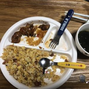 イクメンパパの最近の息子のご飯(手作り料理)その1