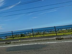 夏のドライブ「入野海岸」
