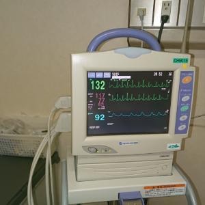 全身痙攣、呼吸困難で再び緊急入院