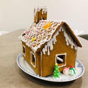 クリスマスにぴったり!簡単に作れるヘクセンハウス