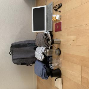 【ミニマリスト】旅行の荷物はリュック1つで十分!海外に7日間滞在するための持ち物。