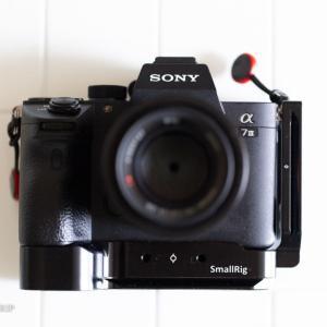 【レビュー】SmallRig α7Ⅲ用L型ブラケットでカメラ生活が快適になった話