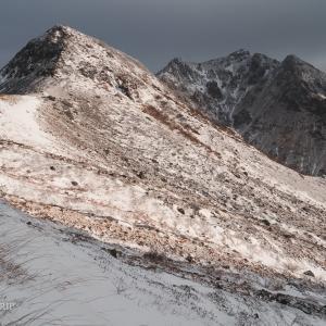 冬山1発目 雪が積もった那須岳へ(朝日岳・三本槍岳)樹氷が凄い!