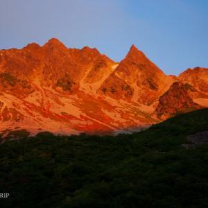 【北アルプス】奥穂高岳・前穂高岳 2泊3日テント泊登山#2 | 涸沢〜奥穂高岳