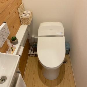 トイレの配管を100均アイテムで簡単に隠すDIY‼️ 【自宅改造第4弾】