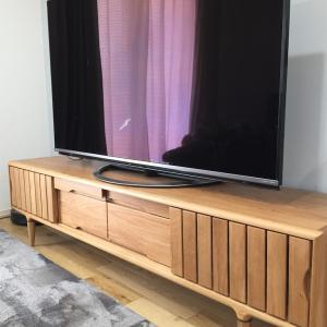 おしゃれな北欧家具を探して辿り着いたのがKISSUI(キッスイ)のテレビボードだった
