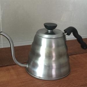 HARIOのV60ドリップケトル・ヴォーノ(電気じゃない方)は万人向けコーヒーケトルの決定版