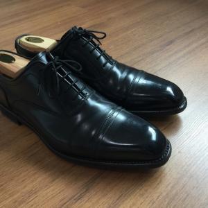 えっ?!まさかの鏡面磨きをした革靴のワックスの簡単な落とし方!