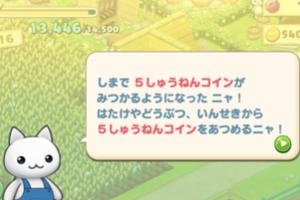 【5周年】ほしの島のにゃんこのイベントが開催!その内容は?