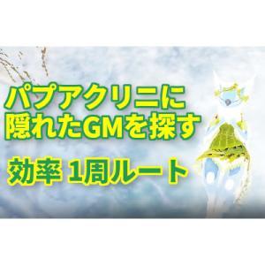 【黒い砂漠】「パプアクリニに隠れたGMを探す」1周ルート 【イベント】