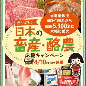 5000人にステーキ肉が当たるよ!5日までに登録で1000円のチャンス♡