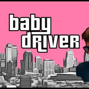『ベイビー・ドライバー』映画-曲と映像がシンクロする爽快感MAXのアクション映画。
