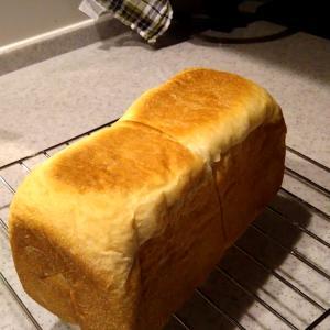 高級食パンを自分で焼いてみると~130円~