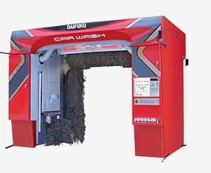 ハイエース200系ワイドの自動洗車機利用について