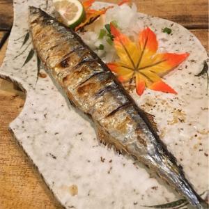 秋刀魚さま・・・