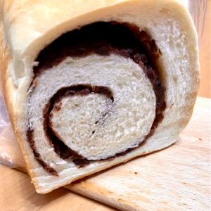 あんこ想い…食パン
