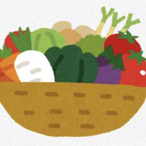 野菜いっぱいの幸せ(^^)