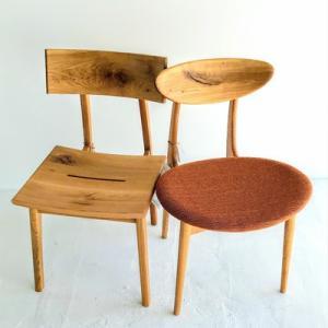 天然木ならではの個性的な家具はいかが?