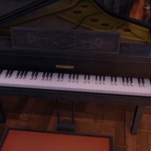 閃の軌跡Ⅳ ピアノの謎