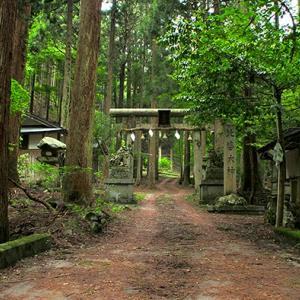 #030 霊仙 比婆神社