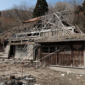 #035 霊仙 保月集落