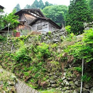 #026 霊仙 入谷集落