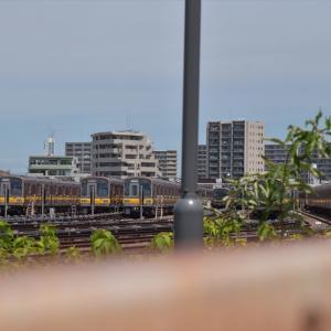 名古屋市営地下鉄藤が丘工場を眺めてきた!