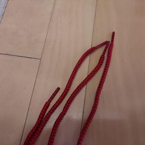 アーバンハイクについてた紐の長さが…(笑)