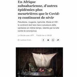 〜感染大陸アフリカ〜
