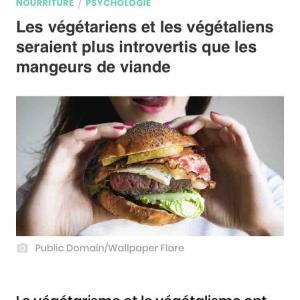 〜食生活が性格を変える?〜