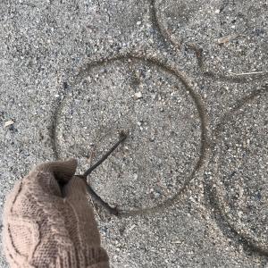 夢中で遊べる!公園できれいな円を書く方法―自然あそび