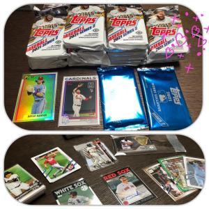MLBカード 2021 TOPPS シーズン2 ジャンボ