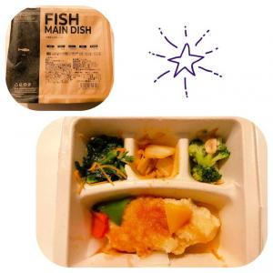 nosh 白身魚の甘酢ソース