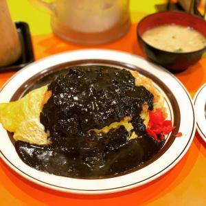 【池袋】キッチンABCのオムカツカレーを食べてきた