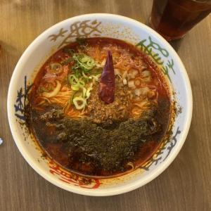 【池袋】香家の担々麺はしびれが強烈