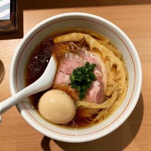 【池袋】はやし田そっくり?久松の鶏醤油そばを食べてきた