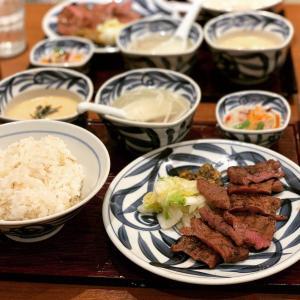 【池袋】青葉で激ウマ 牛タン御膳を食べてきた