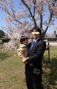 お孫ちゃんの入園式と私のリハビリ