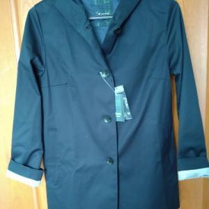 秋物のジャケットを買いました