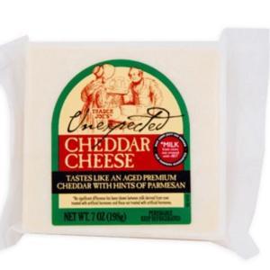 トレジョーの殿堂入りチーズUnexpected Cheeseを試してみた