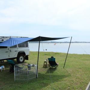 【浜名湖/デイキャンプ】午後からのんびりデイキャンプで気分をリフレッシュ!