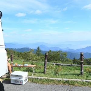 【美ヶ原・蓼科/長野】標高2,000mの天空カフェでわんこと一緒に朝ごはんを食べてきた!